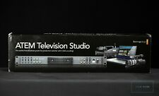 Blackmagic Design ATEM Television Studio Videomischer Switcher Livestreaming