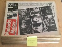 Melody Maker MM Magazine 1977 Please Choose Required Date From Drop Down Menu