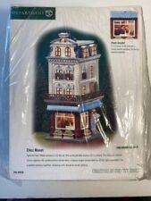 Mib-Nib-Dept 56-Christmas in the City Series–Chez Monet–Department 56
