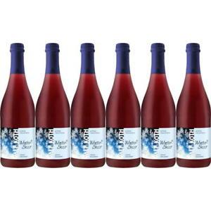Palio - Wintersecco Schwarze Johannisbeere 6x0,75 - Fruchtiger Perlwein