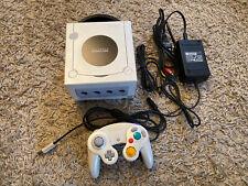 Nintendo Gamecube Konsole Perlweiß Weiß Pearl White