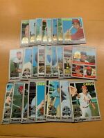 2019 TOPPS HERITAGE 50th ANNIVERSARY 1970 ORIGINAL BUYBACK - PICK ANY YOU NEED