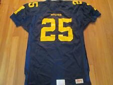 RIPPON ATHLETIC WOLVES HIGH SCHOOL AUTHENTIC BASEBALL JERSEY SIZE 48