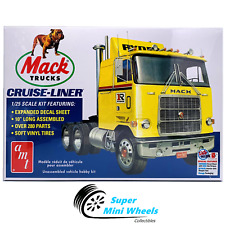 AMT Mack Cruise-Liner Semi Tractor - 1:25 Scale Model Kit - AMT1062