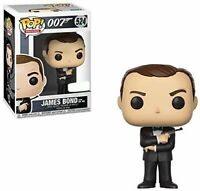 007 James Bond Sean Connery POP Funko Movies Action Vinyl Figure From Dr. No 524