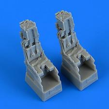Quickboost 72551 1/72 Résine Grumman F-14D Tomcat sièges éjectables Fujimi