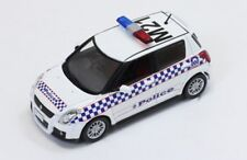 SUZUKI SWIFT SPORT 2010 AUSTRALIA MELBOURNE POLICE CAR JCOLLECTION JC157 1/43