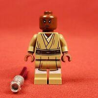 Genuine Lego 75019 Star Wars Mace Windu Minifigure