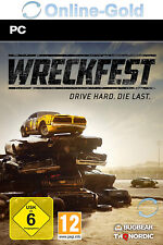 Wreckfest - Steam PC Spiel Game Key - Rennspiele - Digital Download Code DE/EU