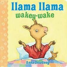 Llama Llama Wakey-Wake - Board book By Dewdney, Anna - Good