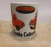 TONKA Collector 11oz Mug State HiWay Fire Truck Custom Vintage Coffee Cup 50's