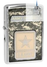 Zippo 28754 united states army Lighter & Z-PLUS INSERT BUNDLE
