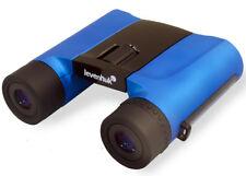 Levenhuk Rainbow 8x25 Blue Wave Waterproof Binoculars for Kids