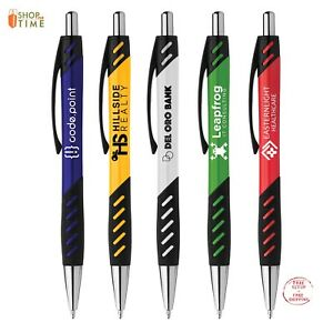 Promote your Business with Custom Printed Pens with your Logo + Info - 250 QTY