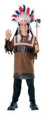 Cherokee Warrior Child Costume - Small ( Size 4-6 ) 881050