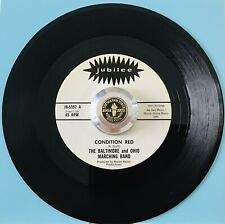 THE BALTIMORE and OHIO MARCHING BAND * CONDITION RED *WIGAN R&B NORTHERN SOUL ❤️
