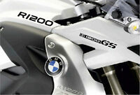 KIT 4 ADESIVI STICKERS BMW R 1200 GS moto R1200GS DECAL stickers carene