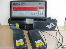 TSI Target Systems IDT-4000X, Digital Thickness Display,Industrial Terminal Gage