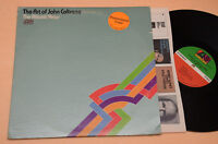 JOHN COLTRANE 2LP ART OF 1°ST ORIG PROMO EDITION USA 1971 AUDIOFILI TOP EX