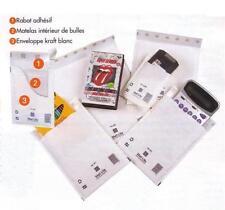 20 pochettes à bulle CD 180 x 160 MAIL LITE spécial CD et CD-ROM enveloppe bulle