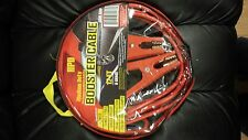 Heavy Duty Car Battery Booster Jumper Cable 300-amp 12-Feet 8-Guage W/Pouch
