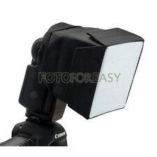 Universal Foldable Soft box Flash Diffuser f Canon Nikon Nissin Pentax Sony Metz