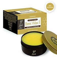 Stretch Marks Cream With Organic Beeswax, Organic Olive Oil And Essential Oils