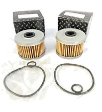 Honda TRX300 FourTrax 300 Oil Filter & Housing Cover O-Rings 1988-2000 2 PACK
