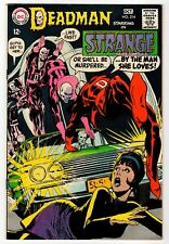 STRANGE ADVENTURES #214 - Deadman, Adams Art - VF/NM DC 1968 Vintage Comic