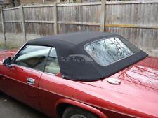 Jaguar XJS - Black Mohair Hood