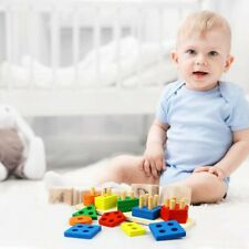 Developmental Wooden Educational Toys