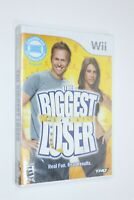 NINTENDO WII ** The Biggest Loser ** BRAND NEW FACTORY SEALED SHIPS SAME DAY