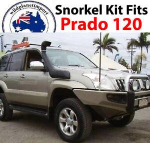 Snorkel kit Fits Toyota Landcruiser Prado 120 series Petrol/Diesel 4x4 2002-2009