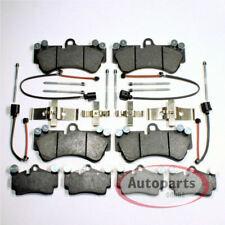 Audi Q7 - Pastillas de Freno Aviso Contacto Accesorio Kit para Delantero Trasero
