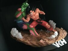 DBZ-Dragon Ball Z-VKH youth Son Goku VS Piccolo figure Resin statue-NEW