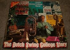 Dutch Swing College Story 1945-1968 Dutch Swing College Band~2 LP German Import