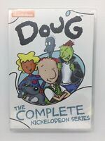 Doug DVD Complete Series Box Set - Nickelodeon TV Show Collection - All Episodes