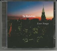 The Manhattans - LOVE SONGS - CD 2000 SONY - NEU/NEW - ohne Folie