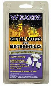 Wizards Metal Buff Kit