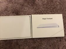 Apple Magic Trackpad 2 with built in Battery - Latest model -White
