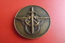 Französische Bronze-Medaille 1963/ca.60mm -95,5g.*Championnat de France(Schub20)