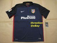 fc588294fc BNWT Nike 2015 16 ATLETICO MADRID Away Soccer Jersey Football Shirt Trikot  Sz XL