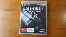 Call Of Duty Black Ops II 2 PS3 sony ps3