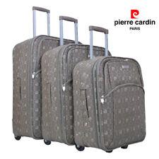 Pierre Cardin 3 teiliger Kofferset Koffer Set mit Rollen Reisekoffer Trolley NEU