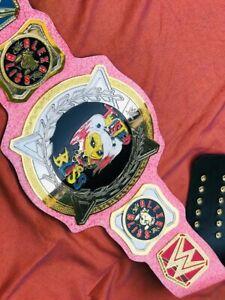 wwe women championship belt