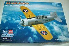 Hobbyboss Brewster F2A Buffalo 1:72 Escala Kit