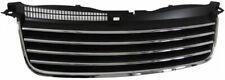 VW PASSAT 3BG CHROME & BLACK DEBADGED FRONT BONNET GRILL  9/2000 - 2005