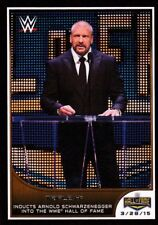 Triple H -  2016 Topps WWE Road to Wreslemania, #5