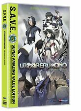 Utawarerumono . The Complete Series Collection . Anime . Heldenlied . 4 DVD NEU