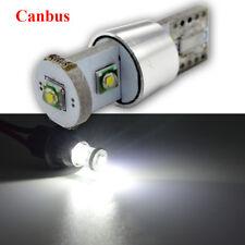 1PC T10 BOMBILLAS COCHE LED Error Free Canbus Cree Xenon Blanco W5w 501 Luz Lateral 15W